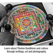Tibet, Buddhism and the Dalai Lama Book Display