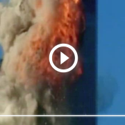Still image from the BBC special, 9/11: Truth, Lies and Conspiracies