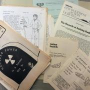 Papers from the Morey Wolfson collection concerning the Atomic West