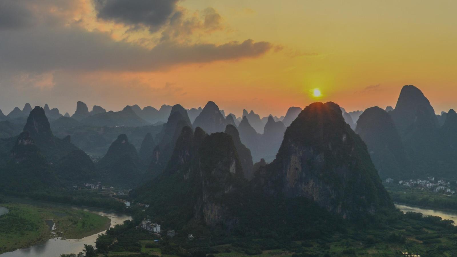 """""""Magical Mountains"""" by Ruiqi Li"""