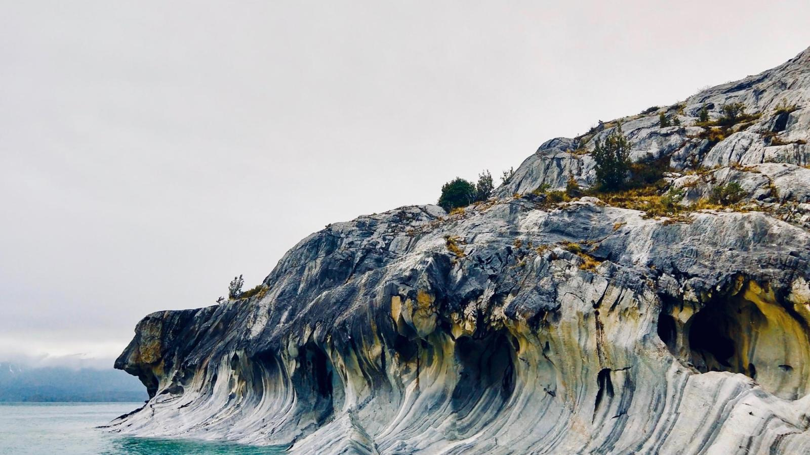"""""""Marble Caves"""" by Mickey Rush"""