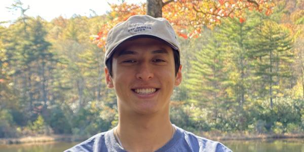 Headshot of Jacob Apple