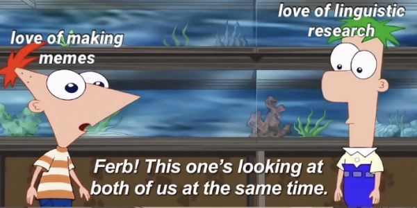 A meme from the show Phineas and Ferb