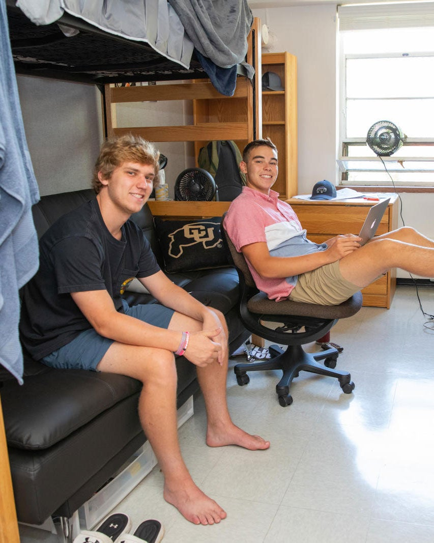 Brackett Students