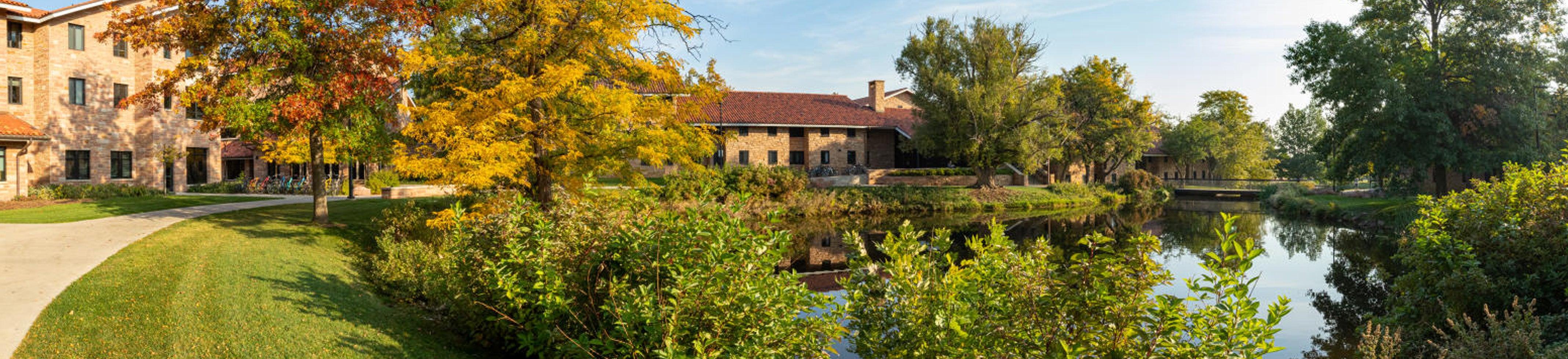 Kittredge pond