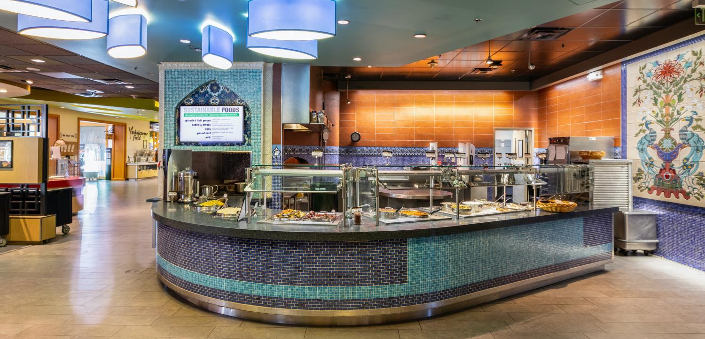 Persian Gaza Dining Station