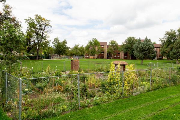 Newton Gardens