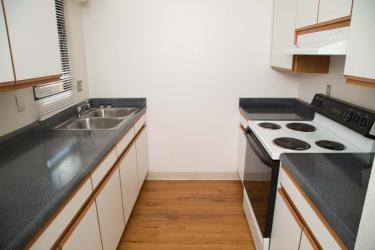 newton court kitchen