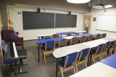 Andrews classroom