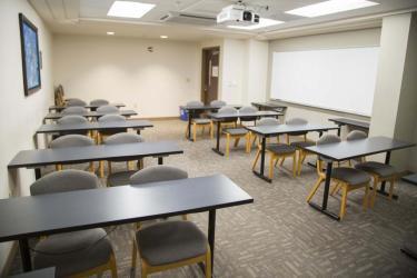 Baker classroom