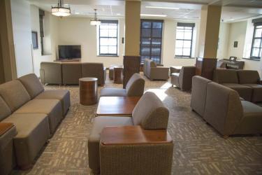 Baker lounge