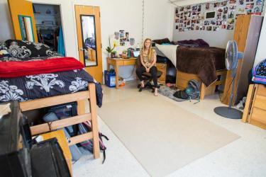 Farrand hall double room
