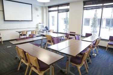 Kittredge Central classroom