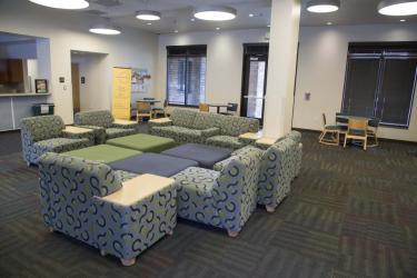 Kittredge Central lounge