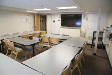 Kittredge West classroom