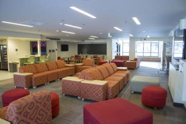 Kittredge West lounge