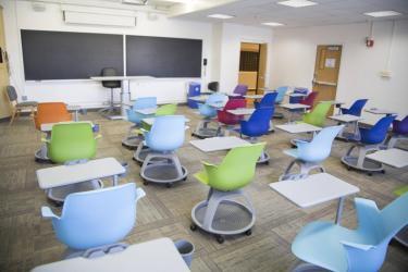 Libby classroom