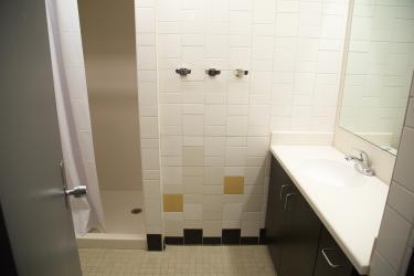Stearns West Triple Apartment Bathroom