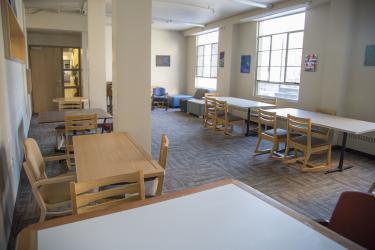 Willard study room