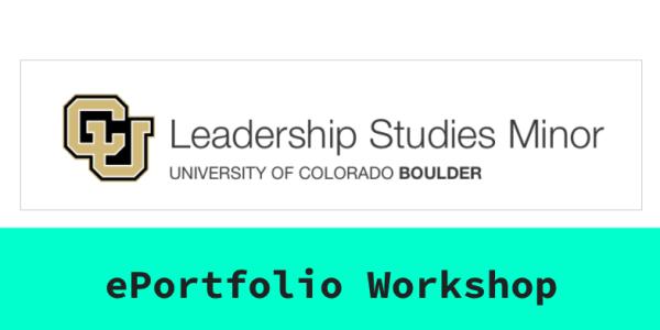 ePortfolio Workshop video