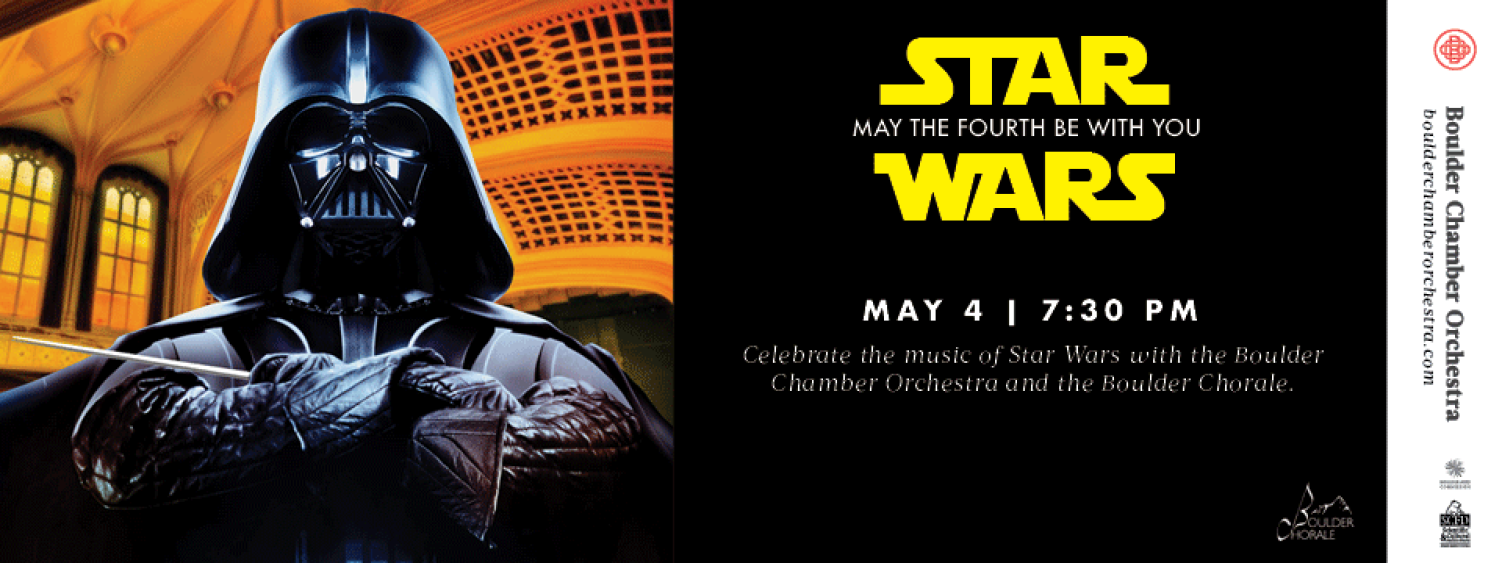 Star Wars - May the 4th (Be With You)
