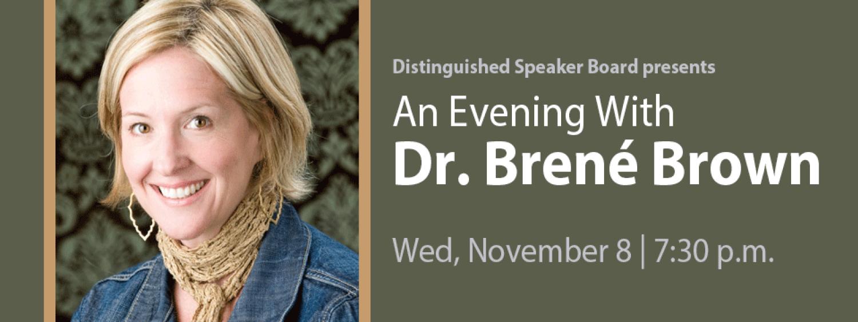 Brene Brown - November 8