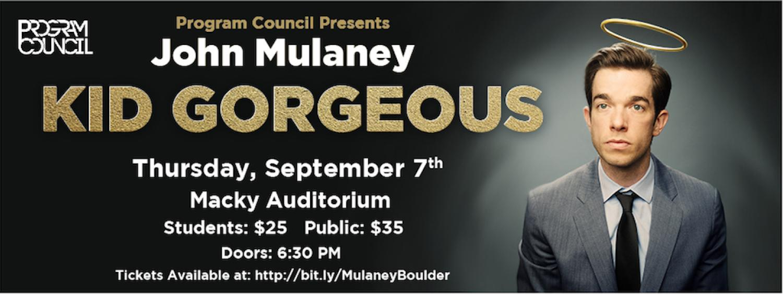 John Mulaney - Kid Gorgeous