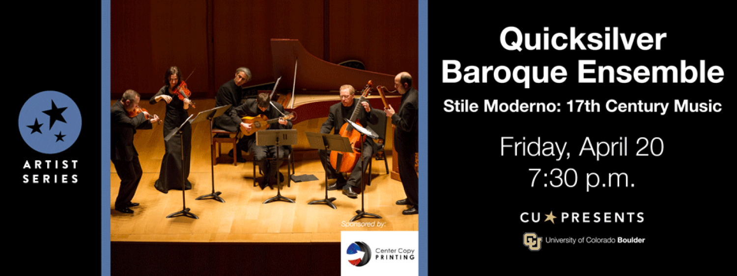 Quicksilver Baroque Ensemble