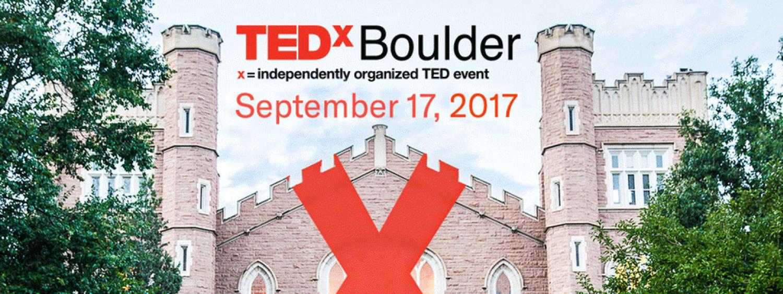 TEDx Boulder 2017 - Climate & Change