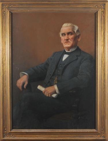 Andrew J. Macky portrait