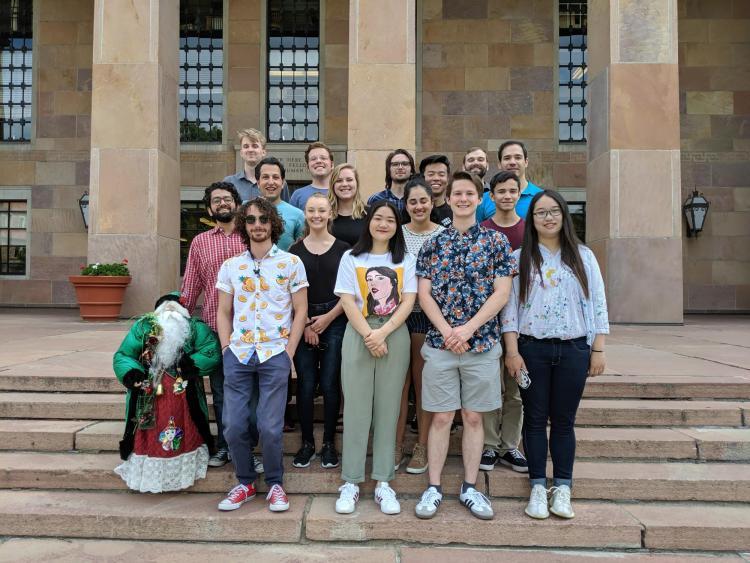 Group Photo Fall 2019