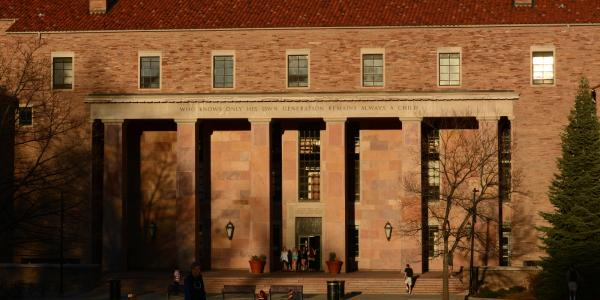 CU Norlin Library