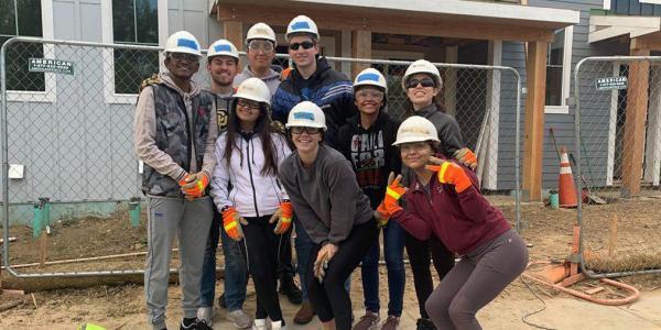MASPians volunteering