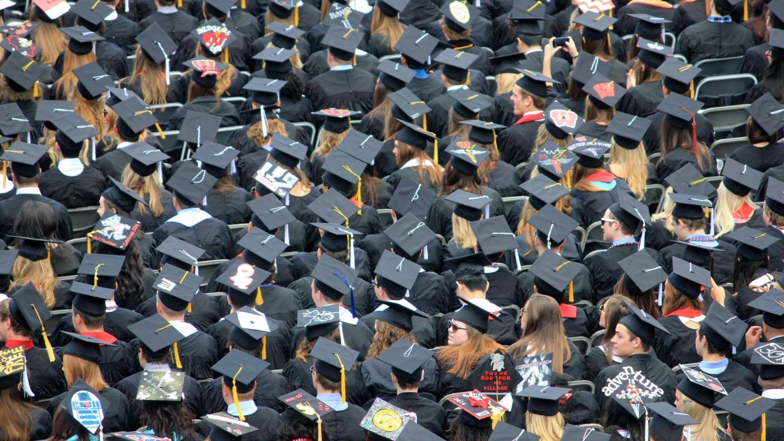 Spring 2021 Graduation