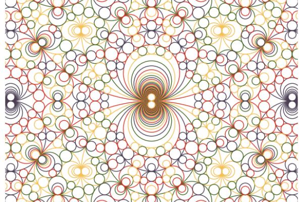 interlaced circles