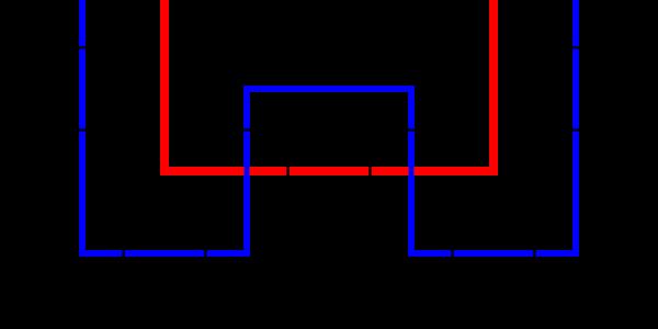 a hilbert curve