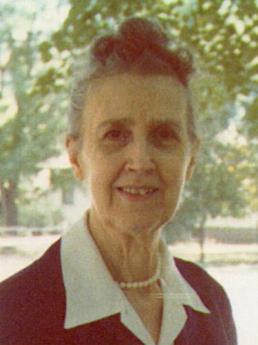 Frances Stribic