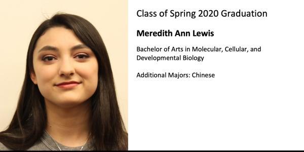 Meredith Ann Lewis