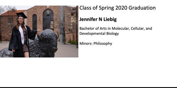 Jennifer N Liebig
