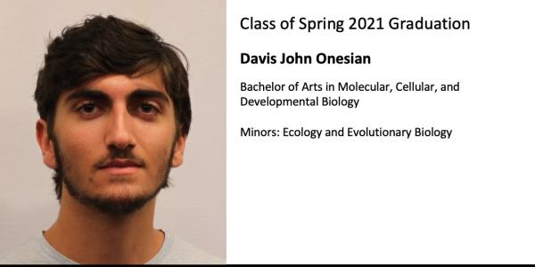 Davis John Onesian