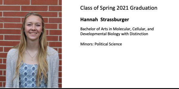 Hannah  Strassburger