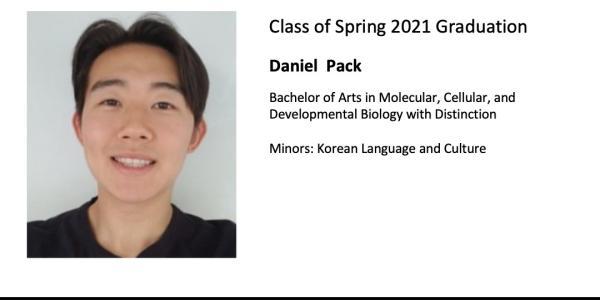 Daniel  Pack