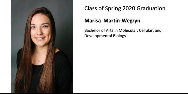 Marisa  Martin-Wegryn