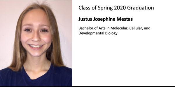 Justus Josephine Mestas