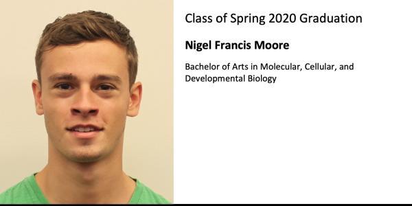 Nigel Francis Moore