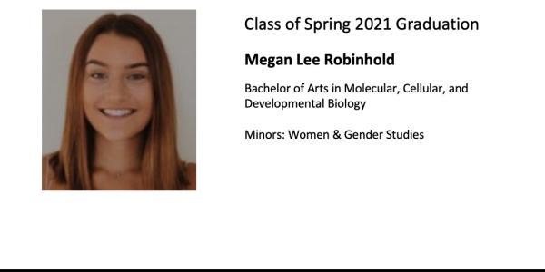 Megan Lee Robinhold