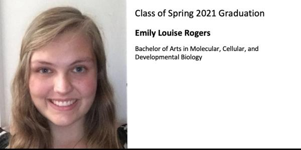 Emily Louise Rogers