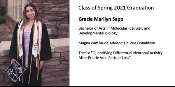 Gracie Marilyn Sapp