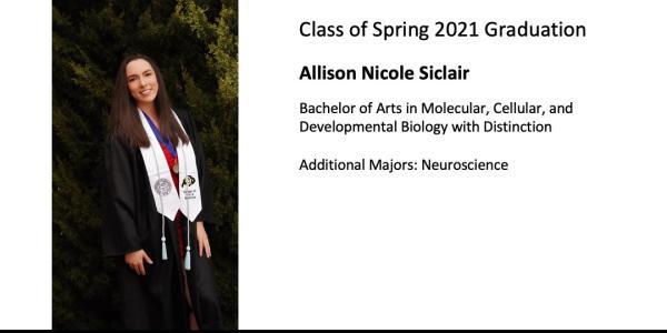 Allison Nicole Siclair
