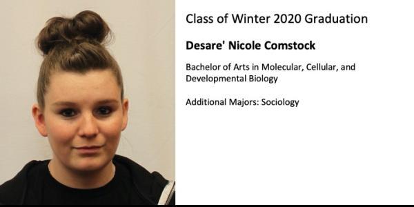 Desare' Nicole Comstock